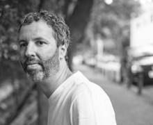 Michel Laub por Renato Parada