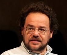 Bernardo Ajzenberg, autor de Olhos secos