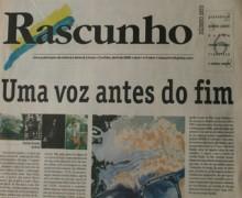 A 1ª edição, publicada em 8 de abril de 2000