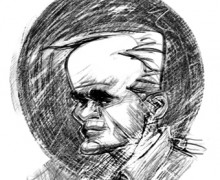 Cormac McCarthy por Ramon Muniz