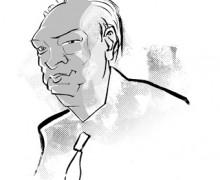 Enrique Vila-Matas por Ramon Muniz