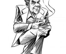 Italo Calvino por Ramon Muniz