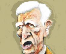J. D. Salinger por Ramon Muniz