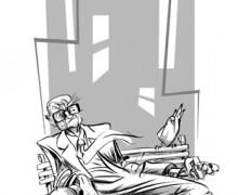 José Saramago por Ramon Muniz
