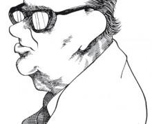 Juan Carlos Onetti por Osvalter