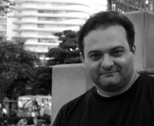 Marcílio França Castro, autor de A casa dos outros