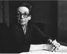 """Para Marguerite Duras, """"começar um livro novo é se defrontar com o deserto"""""""