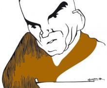 Milan Kundera por Osvalter