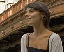 Adriana Lisboa, autora de Rakushishi