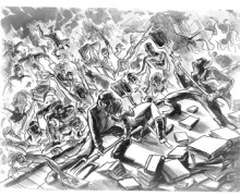 Ilustração: Ramon Muniz