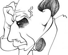 Luigi Pirandello por Osvalter
