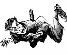 Raymond Queneau por Ramon Muniz
