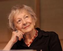 A poeta polonesa Wislawa Szymborska