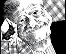 Mario Benedetti por Osvalter