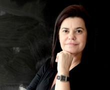 Patrícia Melo. Foto: Julia Moraes/ Divulgação