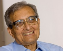 O economista indiano Amartya Sen vai proferir a palestra inaugural do Fronteiras do Pensamento 2012