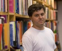 Ricardo Lísias, autor de O céu dos suicidas