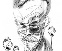 Thomas Mann por Rafa Camargo