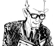 Carlos Drummond de Andrade por Ramon Muniz