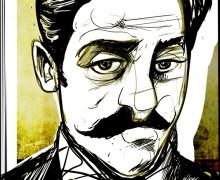 Marcel Proust por Ramon Muniz