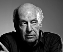 Eduardo Galeano. Foto: Eugenio Mazzinghi/Divulgação