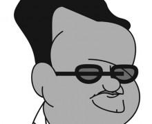 José Lins do Rego por Fábio Abreu