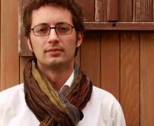 """Nuno Camarneiro, autor de """"No meu peito não cabem pássaros"""""""