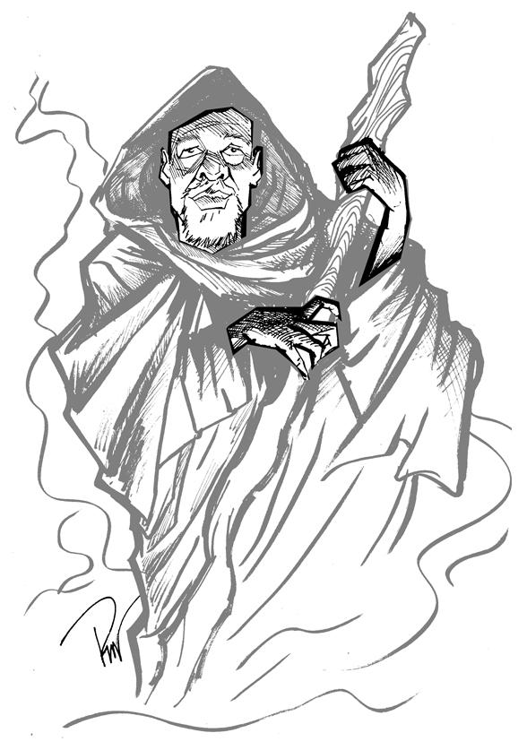 Paulo Coelho por Ramon Muniz