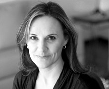 "Luci Collin, autora de ""Vozes num divertimento"""