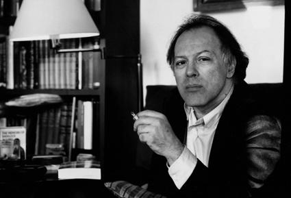 """Javier Marías, autor de """"Os enamoramentos"""""""