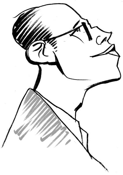 Mário de Andrade por Ramon Muniz