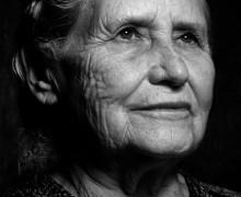 Doris Lessing. Foto: Divulgação