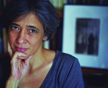 """Beatriz Bracher, autora de """"Antonio"""""""