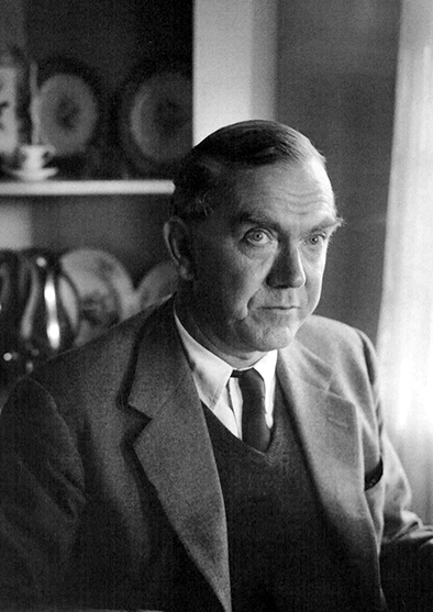 Graham Greene: o homem não racionaliza e age de acordo com o instinto de sobrevivência.