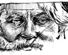 Ivan Turguêniev por Robson Vilalba