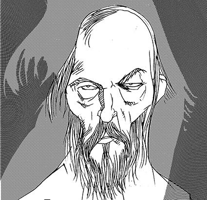 Fiódor Dostoiévski por Ricardo Humberto