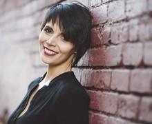 Adriana Lisboa. Foto: Julie Harris/Divulgação