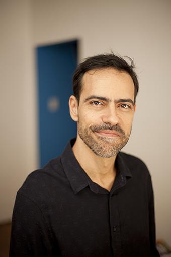 Ivan Marsiglia, autor de A poeira dos outros