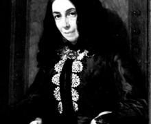 Elizabeth Barrett Browning. Reprodução