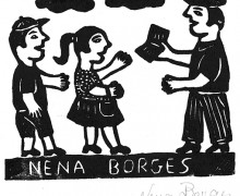 Ilustração de Nena Borges