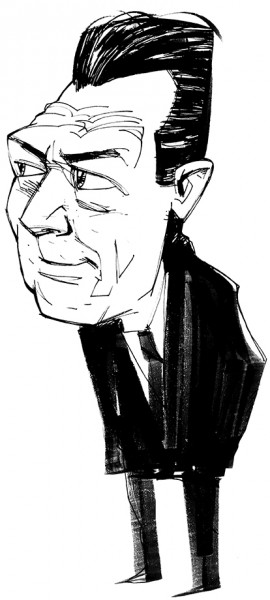 Albert Camus por Ramon Muniz