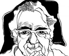 Milton Hatoum por Osvalter