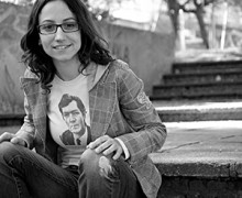 Carol Bensimon. Foto: Raul Krebs/Divulgação