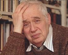 Harold Bloom. Foto: Divulgação