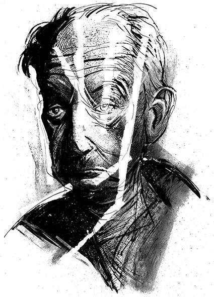 Vladimir Nabokov por Robson Vilalba