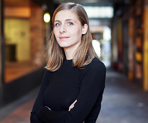 Eleanor Catton, autora de Os luminares