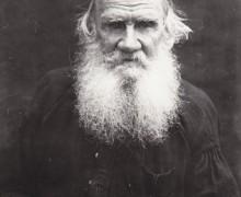 """Tolstói, autor de """"Os últimos dias"""""""
