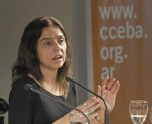 Florencia Garramuño. Foto: Divulgação.