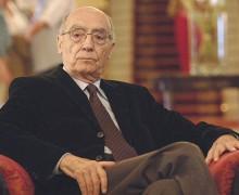 José Saramago. Foto: Divulgação.