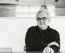 Milton Hatoum. Foto: Antonio Brasiliano.